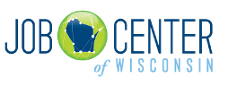 Job Center of Wisconsin Logo and Link to the JCW Homepage